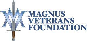 magnus veterans foundation web blue logo