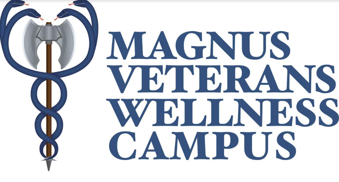 magnus veterans wellness center logo